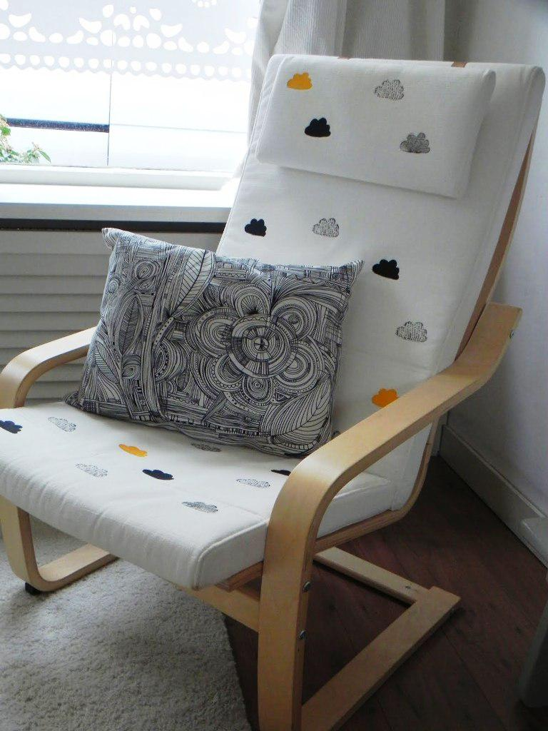 IKEA Poang Chair Cushion