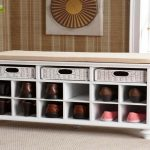 IKEA Shoe Storage Bench For Entryway Furniture