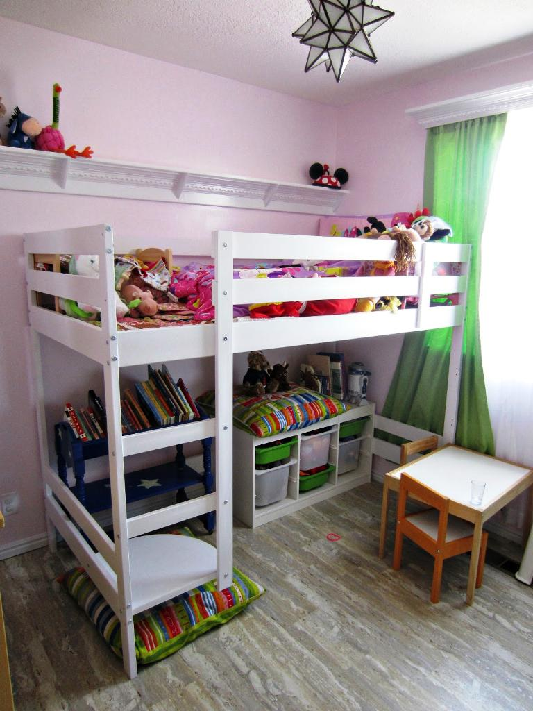 IKEA Storage Bed Kids