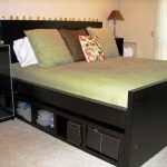 IKEA Storage Bed Malm