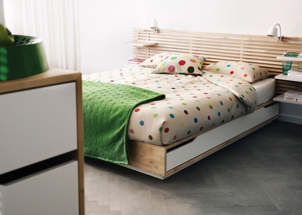 IKEA Storage Bed Mandal
