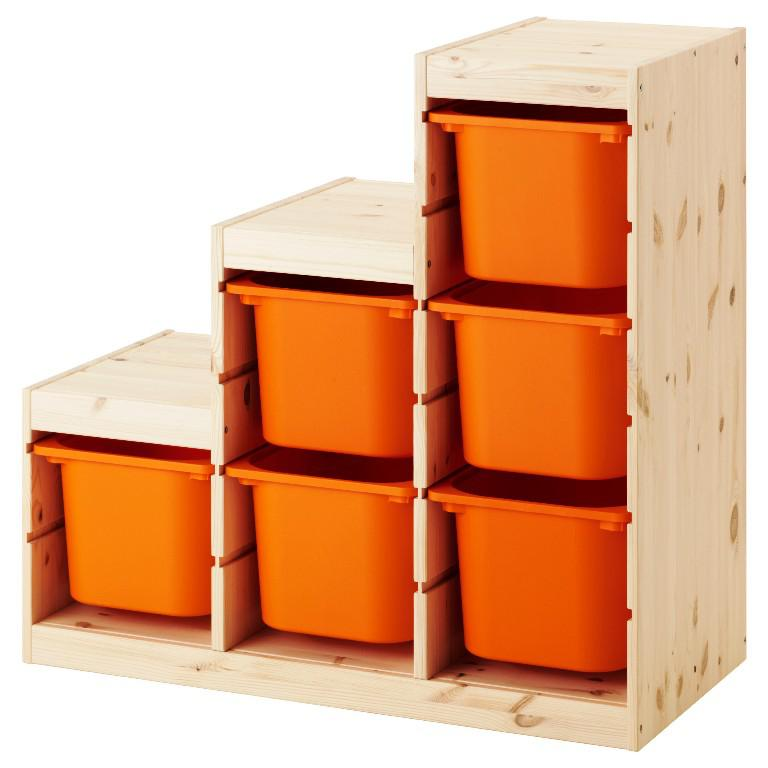 Best IKEA Trofast Storage Systems