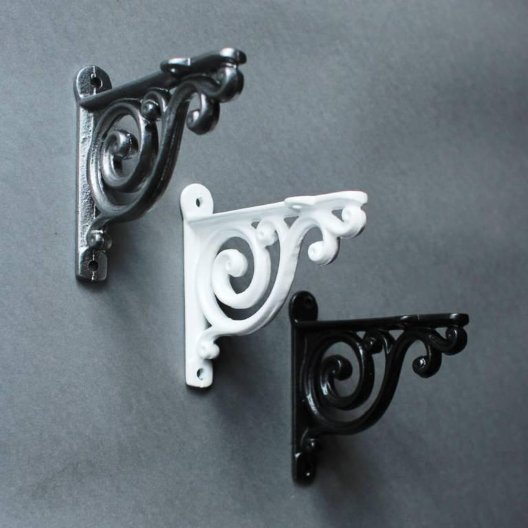 Iron Shelf Brackets IKEA