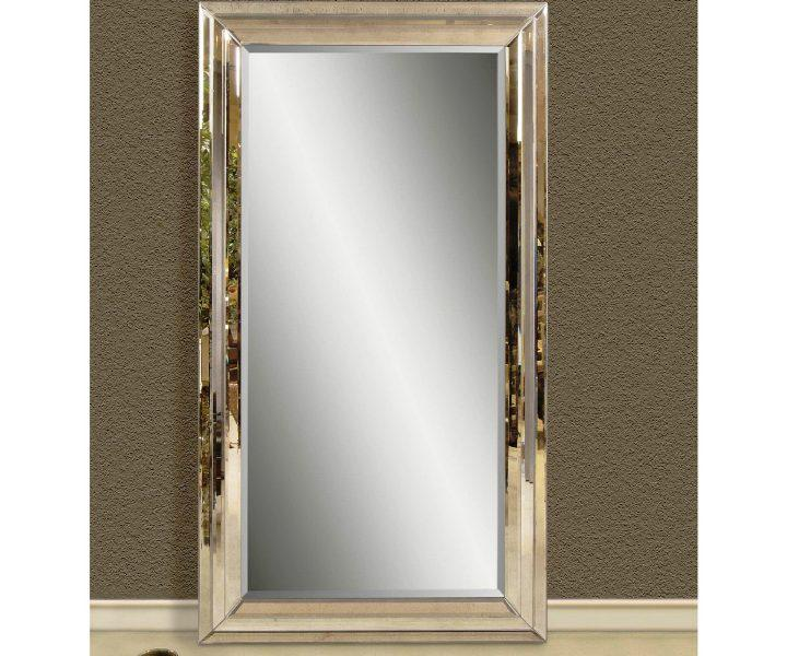 Rectangular Full Length Wall Mirror