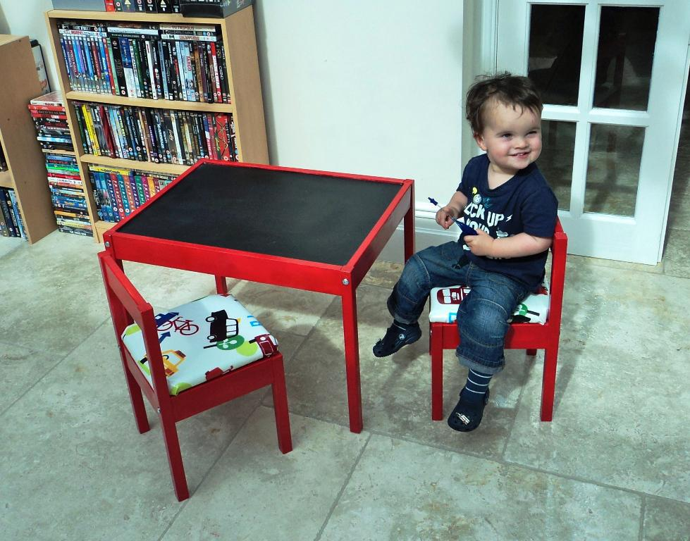 Image of: Toddler Desk And Chair IKEA