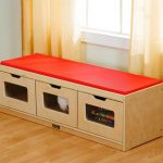 Upholstered Storage Bench IKEA