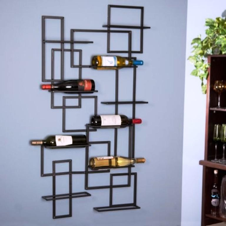Wall Mounted Wine Racks IKEA