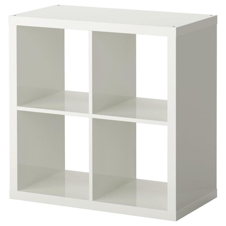White Storage Cubes IKEA