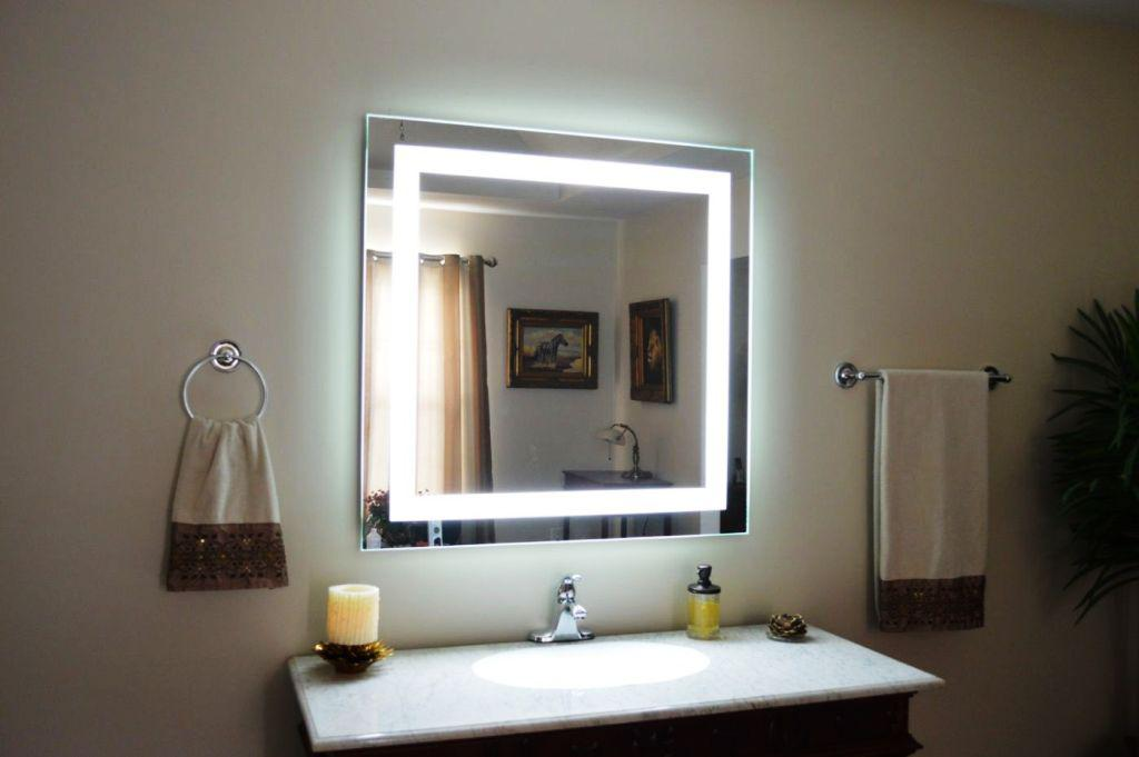 Bathroom Vanity Mirror With Lights IKEA