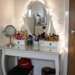 Beauty Vanity Mirror With Lights IKEA