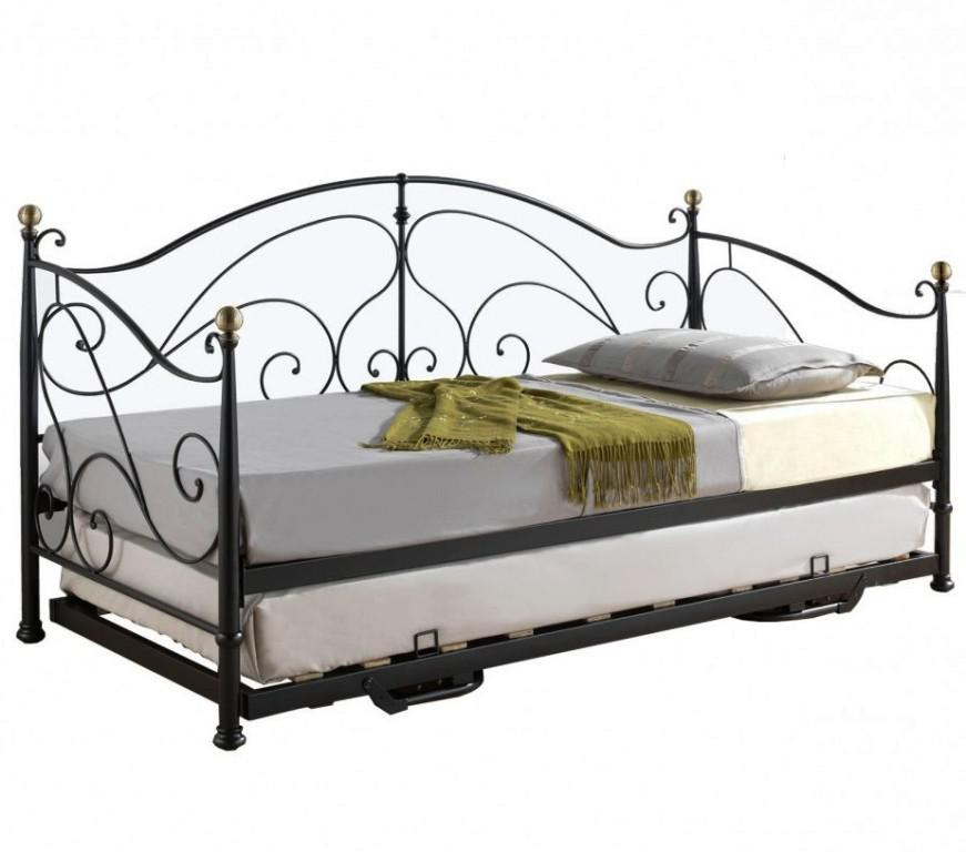 Bed With Trundle IKEA Metal Frame