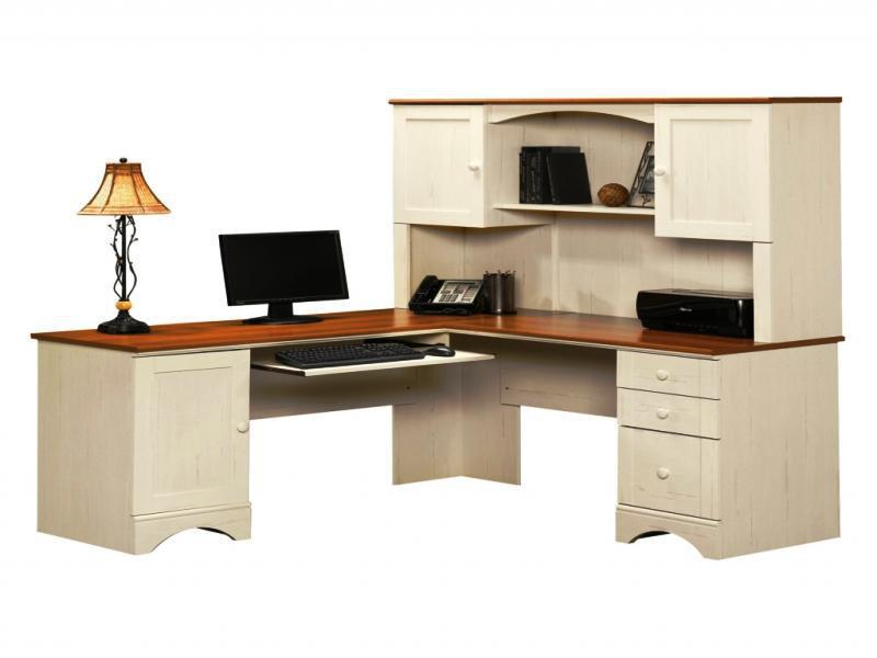 Corner Desk With Hutch IKEA Desktop Computer Desk