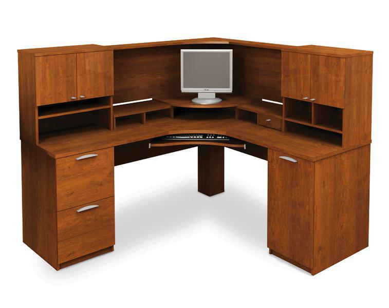 Corner Desk With Hutch IKEA For Small Spaces