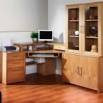 Corner Desk With Hutch IKEA Office Furniture