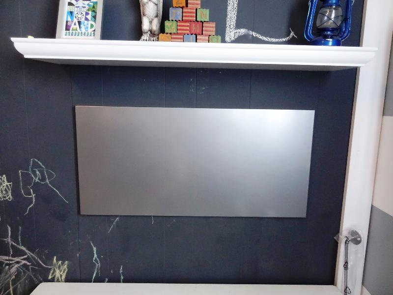 Image of: Diy Magnetic Easel