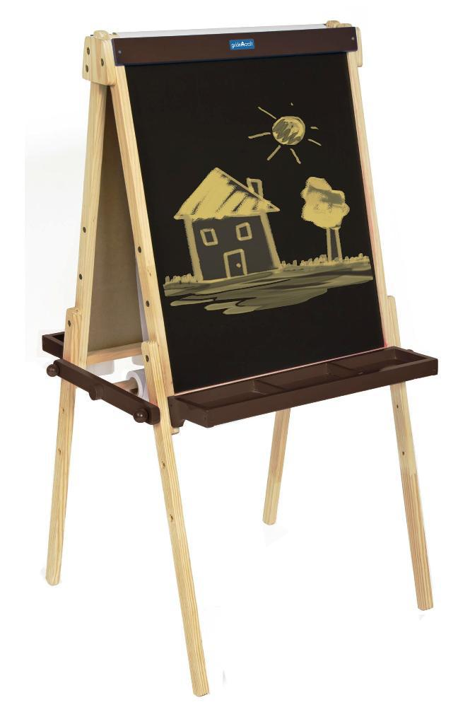 Image of: Easel For Kids IKEA