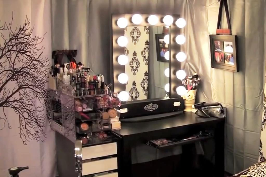Fabulous Vanity Mirror With Lights IKEA