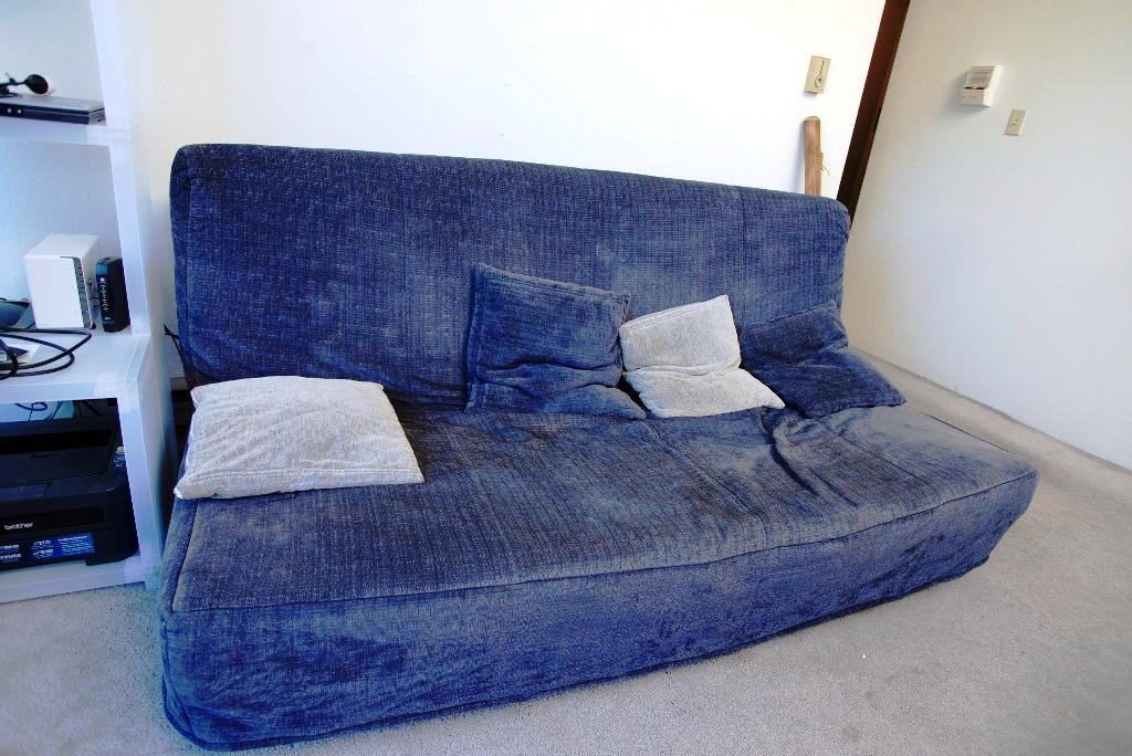 Image of: Futon Covers IKEA
