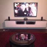 IKEA BESTA Cabinet Entertainment Center