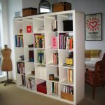 IKEA Bookcase Room Divider