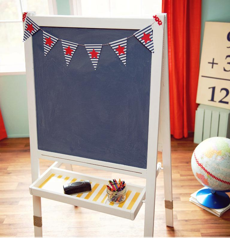 Image of: IKEA Childs Easel