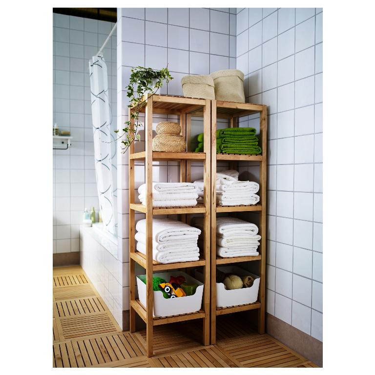 IKEA Corner Shelf Ideas