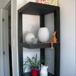 IKEA Corner Shelf Unit
