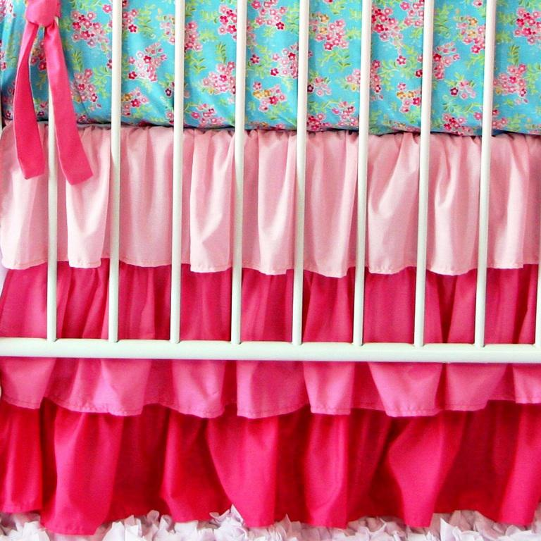IKEA Crib Skirt