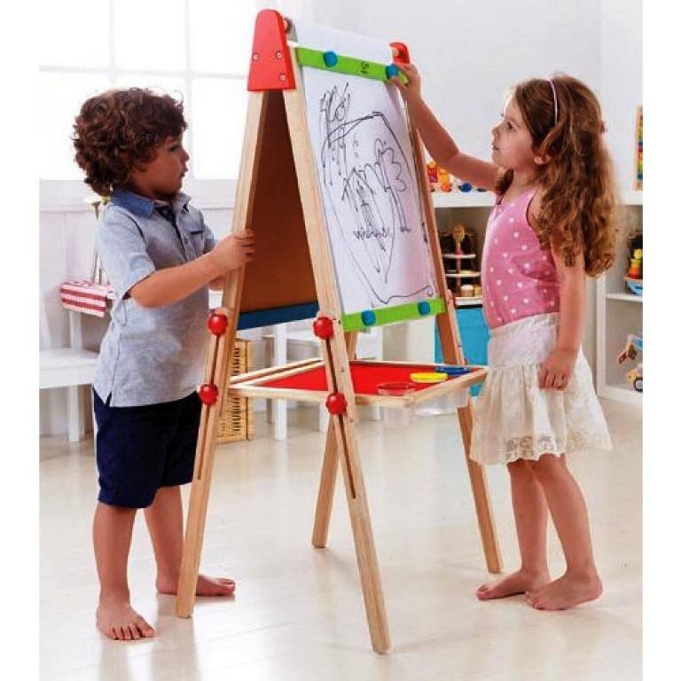 Image of: IKEA Easel Magnetic