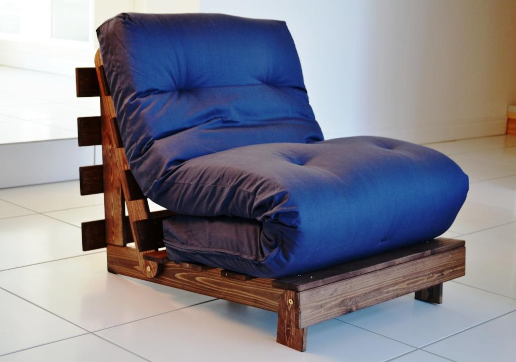 Image of: IKEA Futon Chair