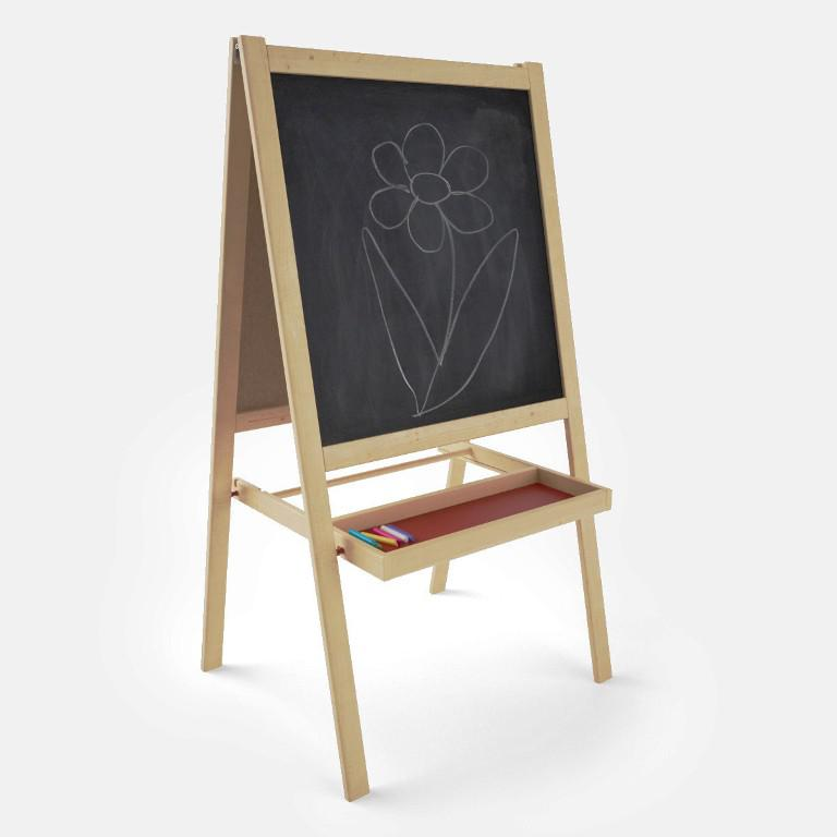 Image of: IKEA Kids Easel