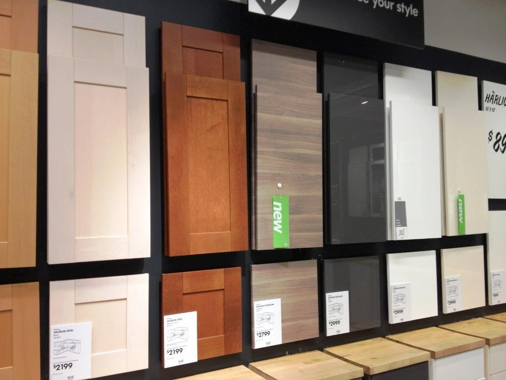 Image of: IKEA Kitchen Cabinet Fronts