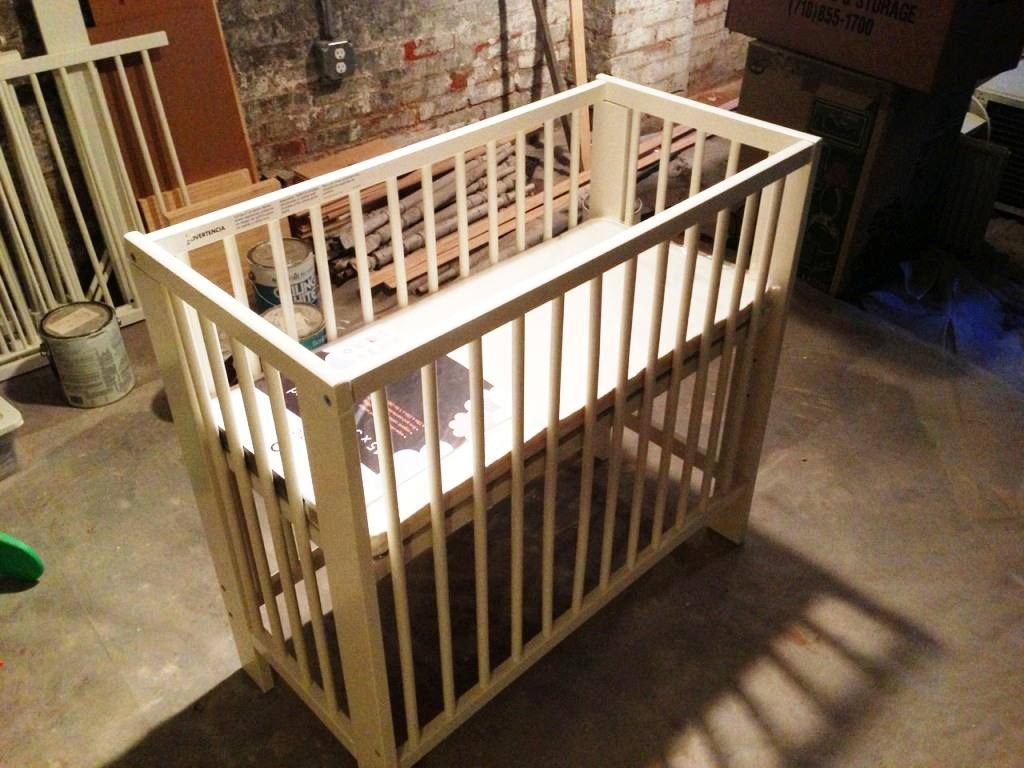 IKEA Mini Crib