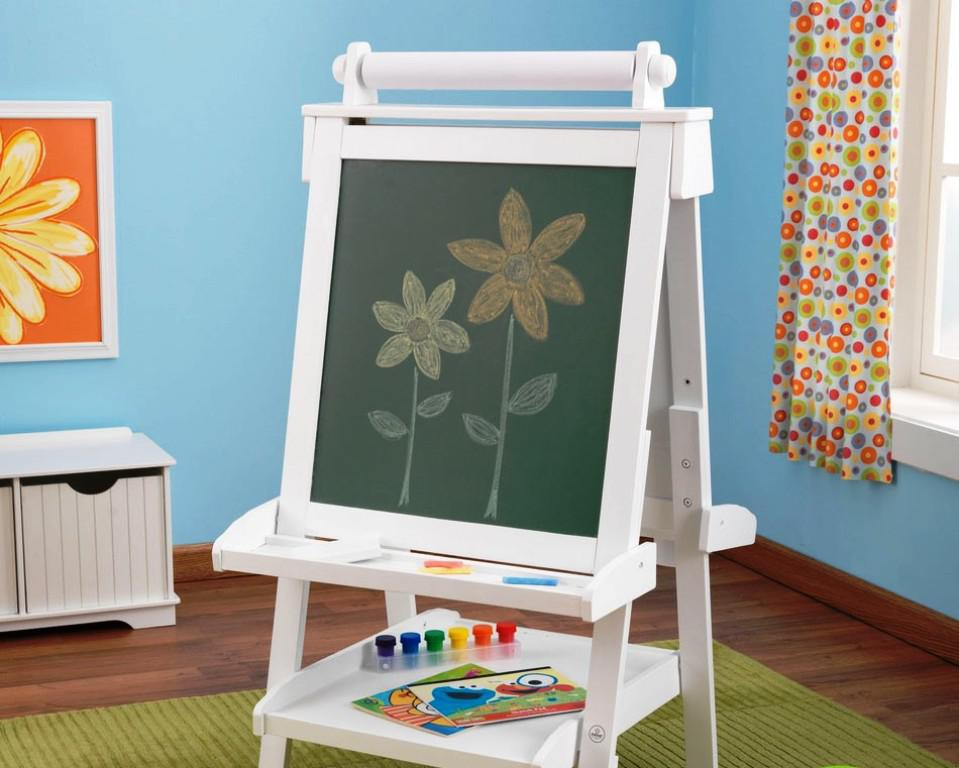 Image of: IKEA Painting Easel
