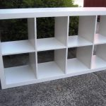 IKEA Storage Cubes Bookcase