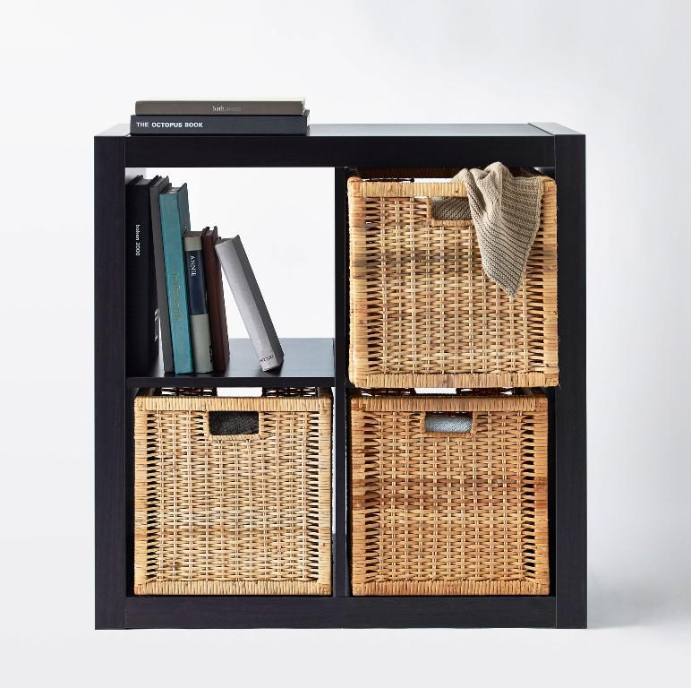 IKEA Storage Cubes With Baskets