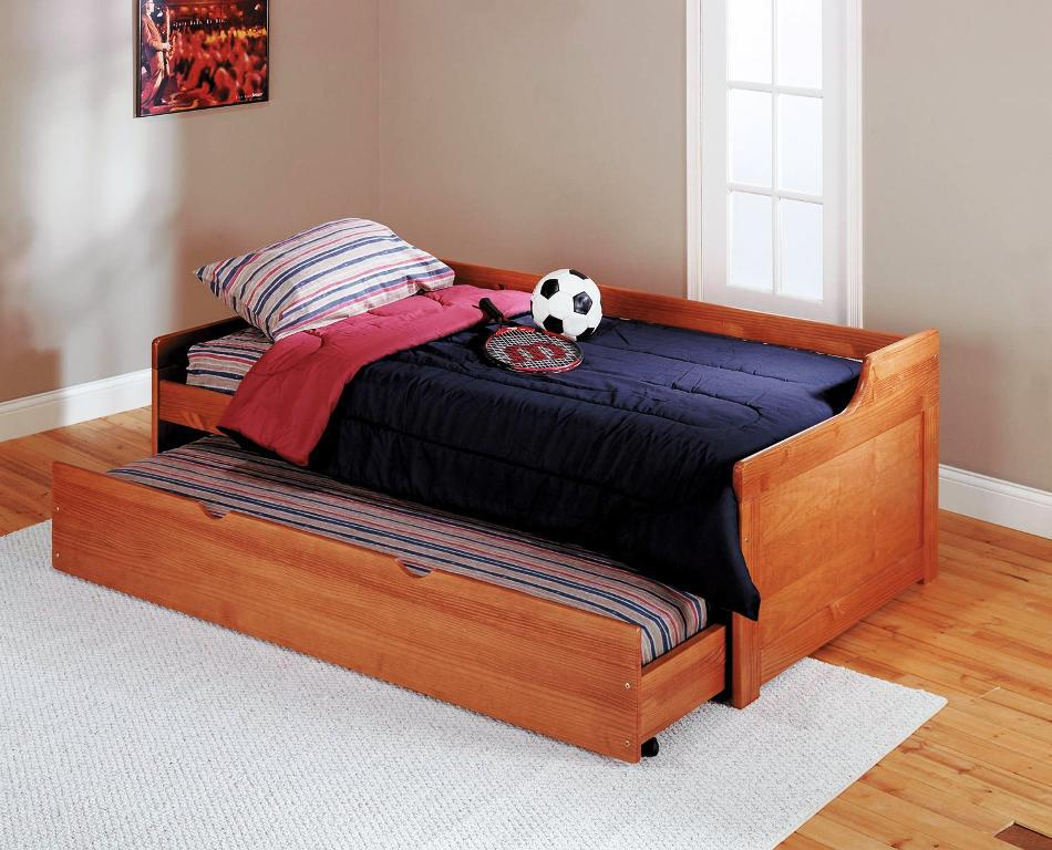 IKEA Trundle Bed For Kids