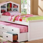 IKEA Twin Trundle Bed With Storage For Girls