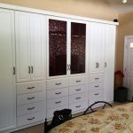 IKEA Wardrobe Closet With Mirror