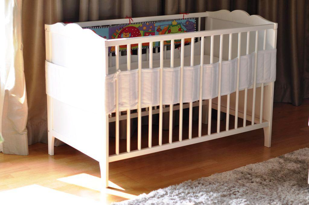 IKEA White Crib