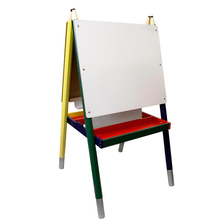 Image of: IKEA Whiteboard Easel
