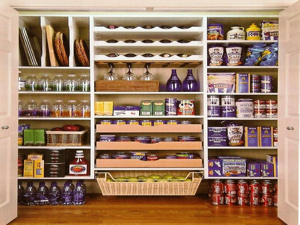Image of: Kitchen Pantry Cabinets IKEA
