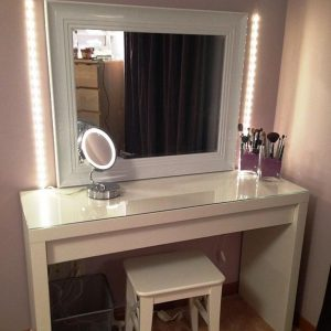 Best Vanity Mirror With Lights Ikea Inspiration Jennifer Home Blog