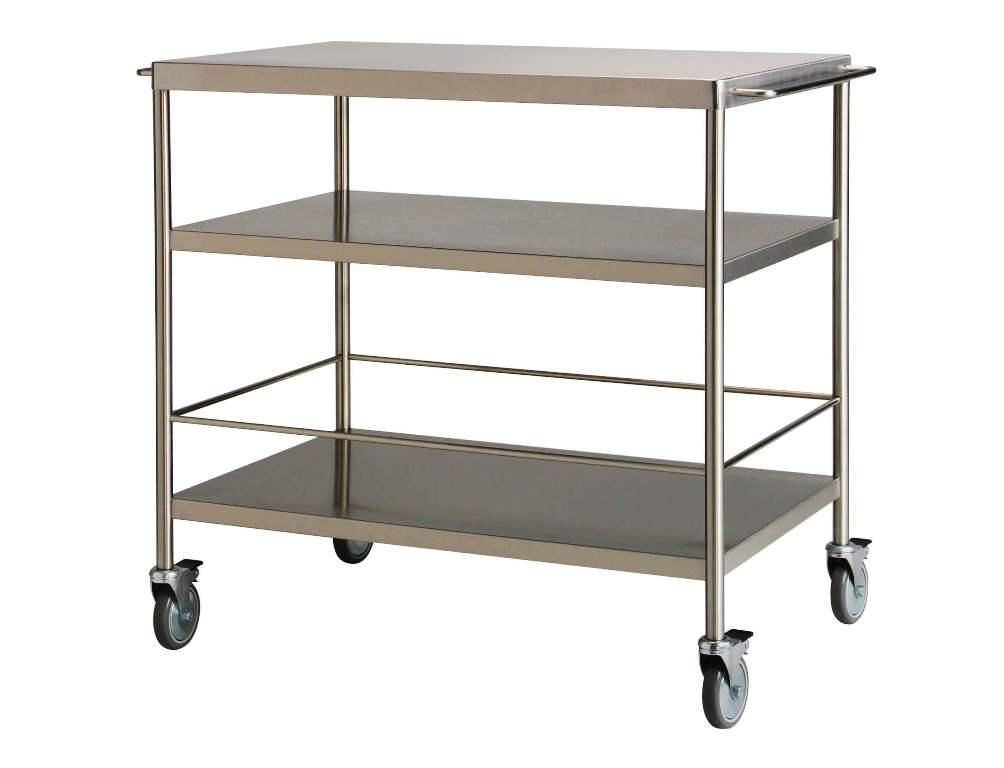 Metal IKEA Rolling Cart