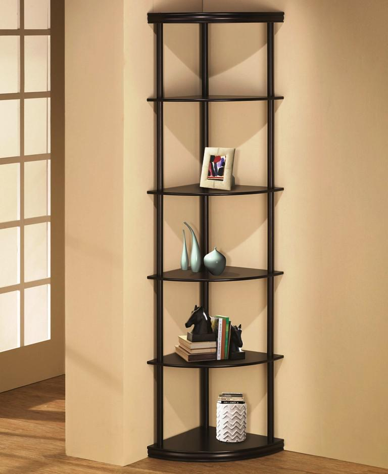 Modern IKEA Corner Shelf