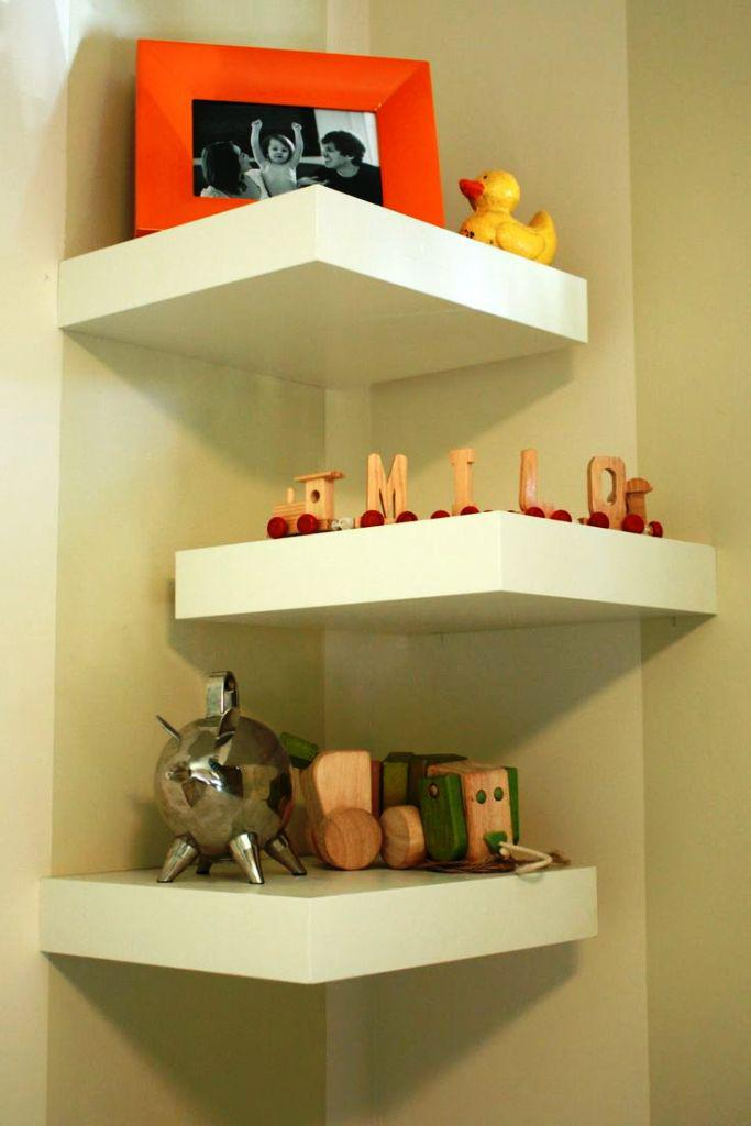 Wall Corner Shelf IKEA