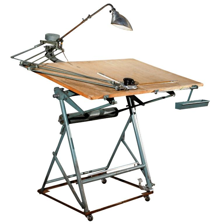 Image of: Amazing Drafting Table IKEA