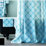 Beautiful IKEA Shower Curtain