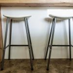 Breakfast Bar IKEA Stools