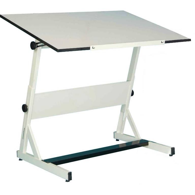 Image of: Contemporary Drafting Table IKEA